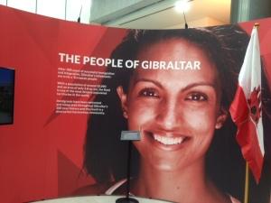 Gibraltar Stand