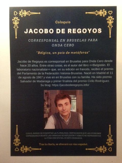 Hoja Conferencia embajada española
